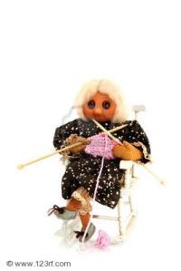 knitting-grandma-sitting-in-a-rocking-chair