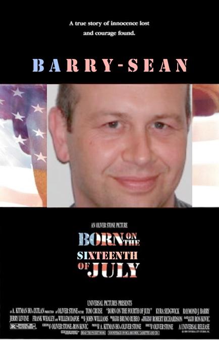Happy Birthday Barry-Sean