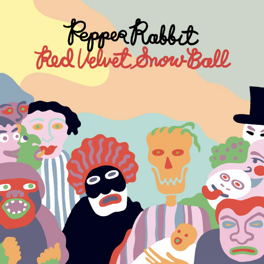 New From Pepper Rabbit