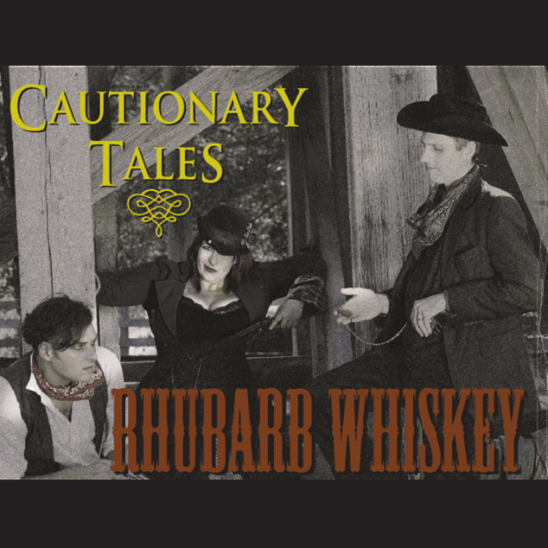 Introducing...Rhubarb Whiskey.