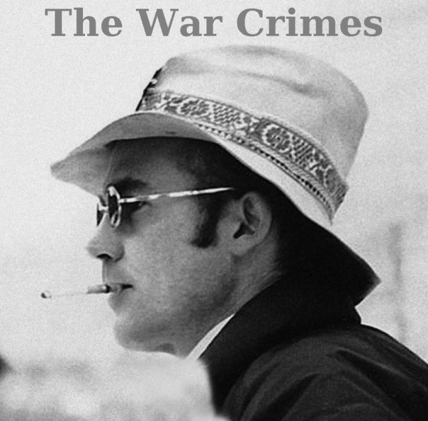 The War Crimes Tribute To Amy Winehouse.
