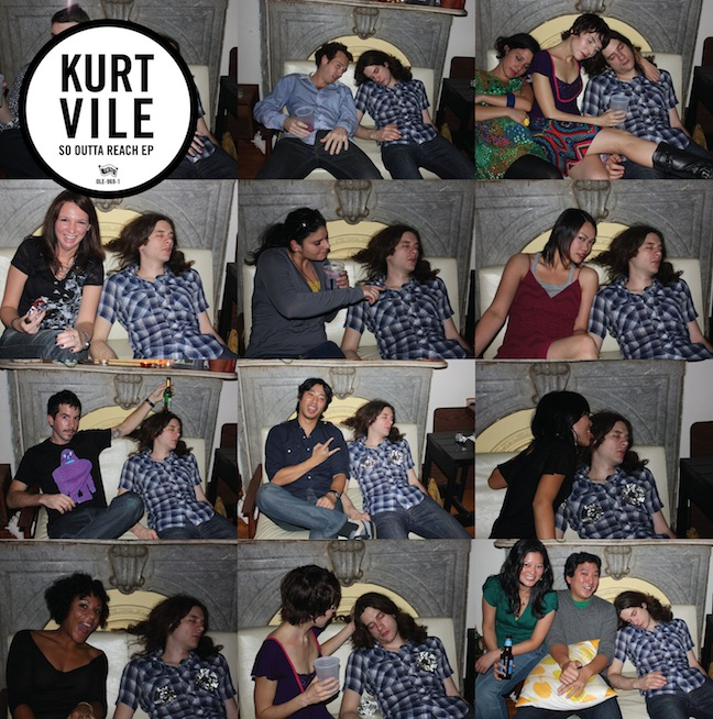 New From Kurt Vile.