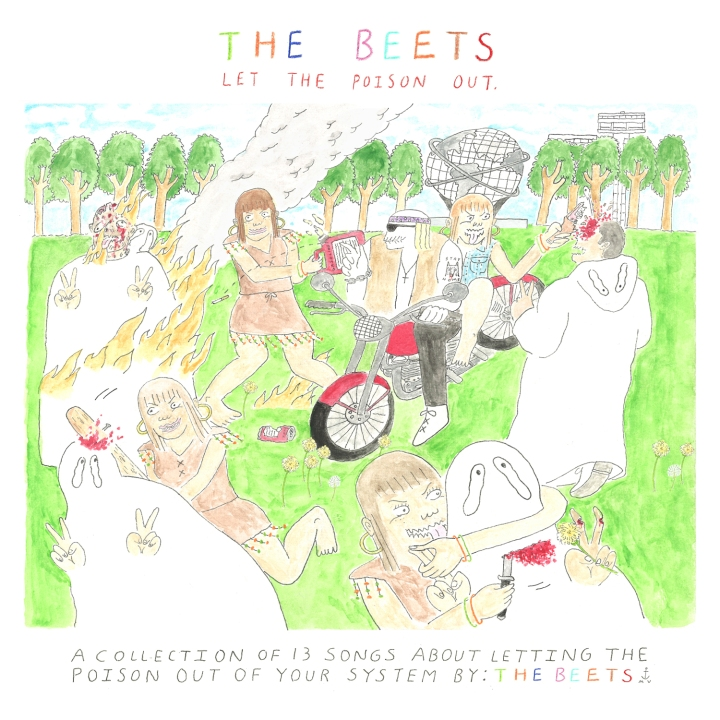 New Album From The Beets.