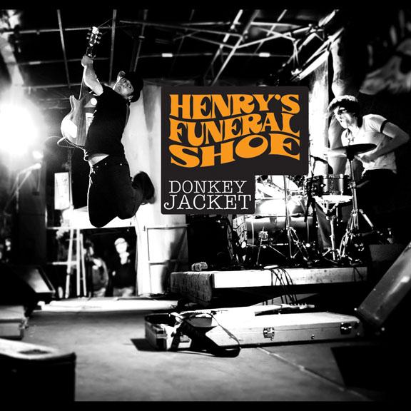 Henry's Funeral Shoe Release Donkey Jacket.