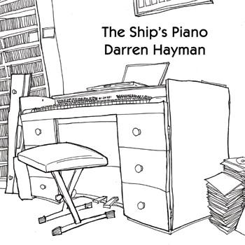 Mad Mackerel Recommends...Darren Hayman