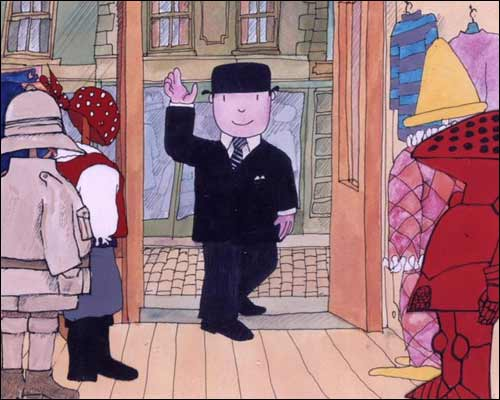 Mr Benn's TFI Friday (14th October).