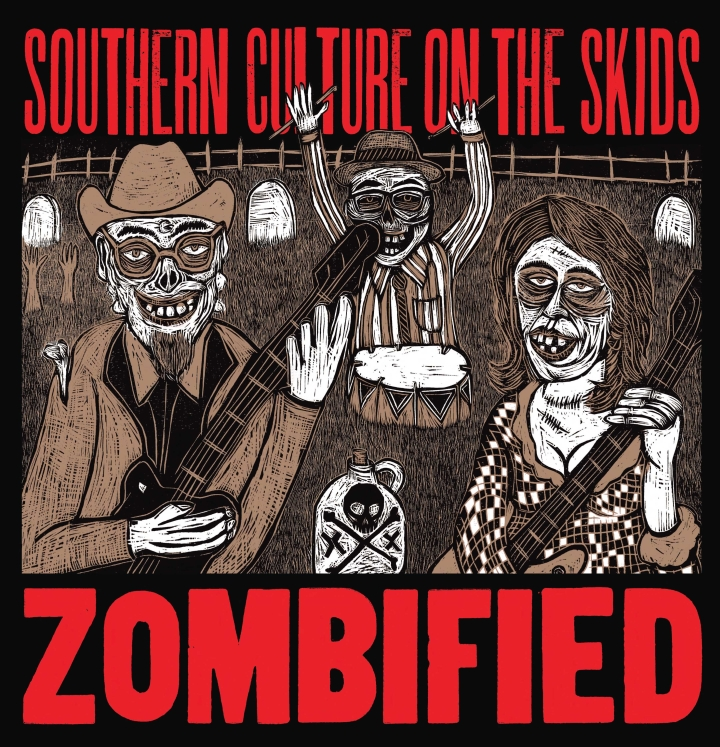Mad Mackerel Recommends...Southern Culture On The Skids.