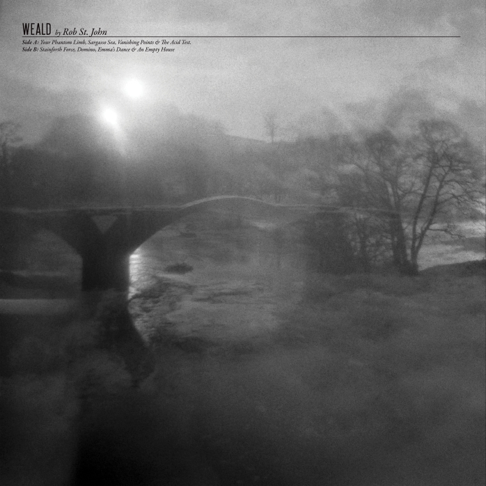 Rob St. John Releases Debut Album, Weald.