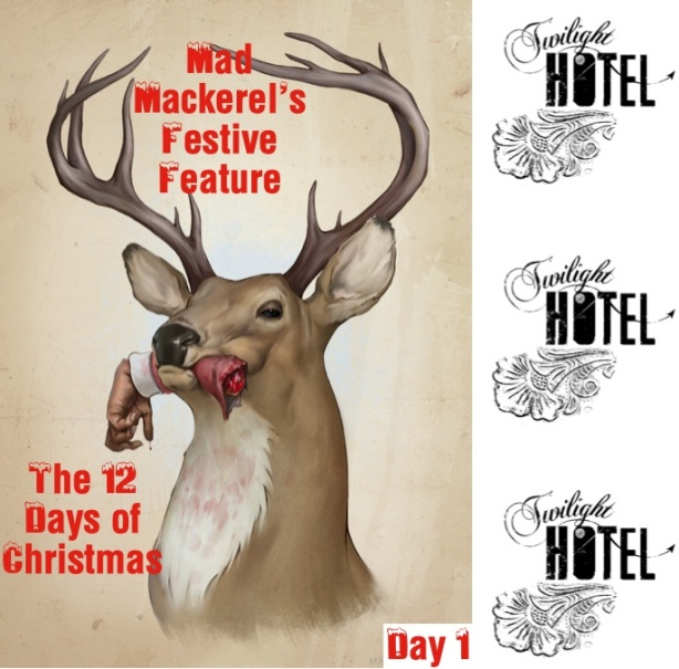 MM's 12 Days of Christmas: 1 Twilight Hotel.