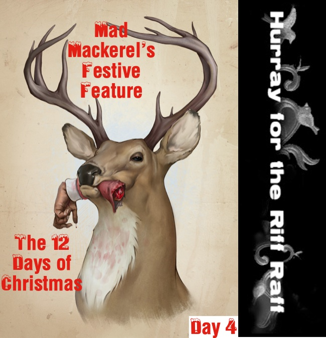 MM's 12 Days Of Christmas No 4 Hurray For The Riff Raff.