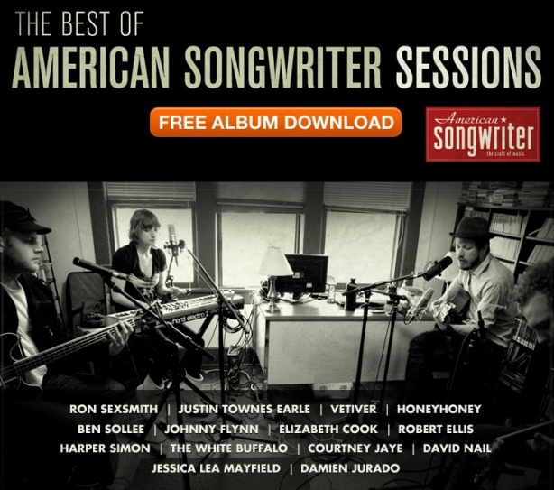 Nice Free Sampler From Noisetrade.