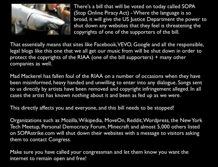 STOP SOPA.