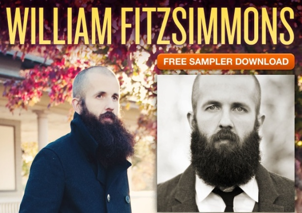 Free Sampler From William Fitzsimmons.