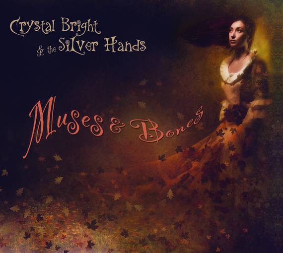 Crystal Bright & The Silver Hands Prep Muses & Bones.