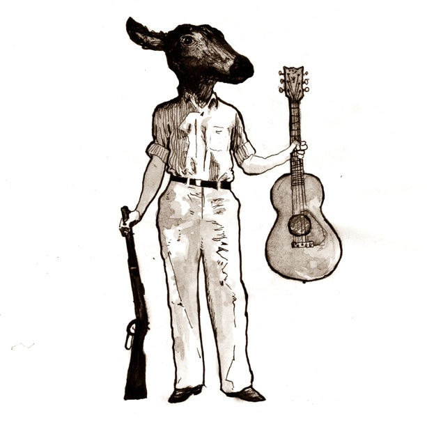 Mad Mackerel Recommends...The Shakey Graves.