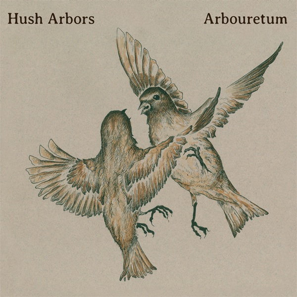 Hush Arbors & Arbouretum Split LP For Record Store Day.