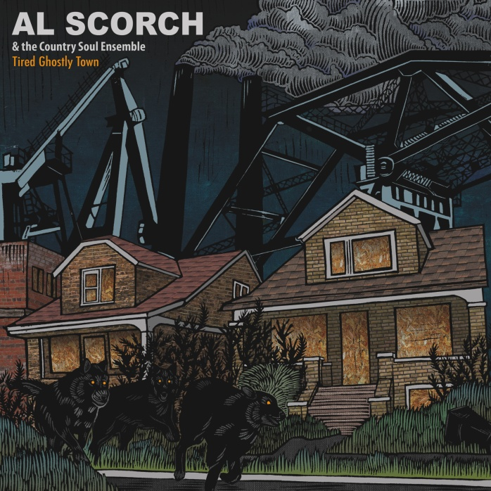 Mad Mackerel Recommends...Al Scorch & The Country Soul Ensemble.