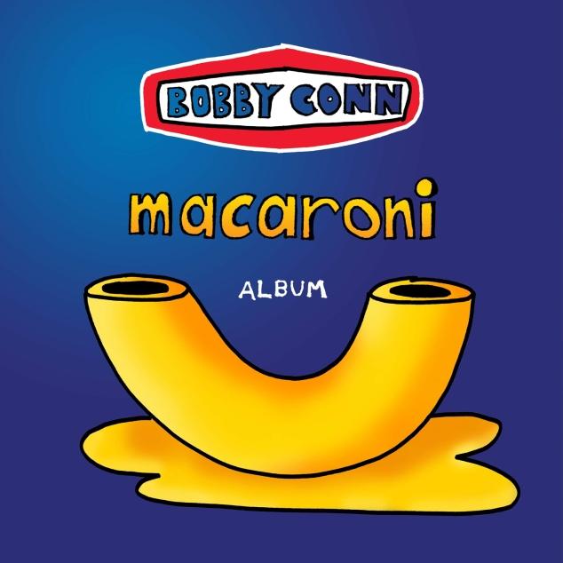 Bobby Conn Releases Macaroni.