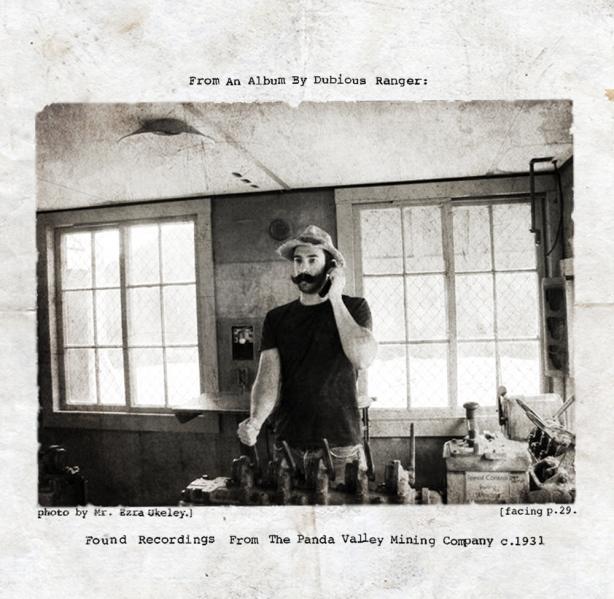 Dubious Ranger Release New Album.