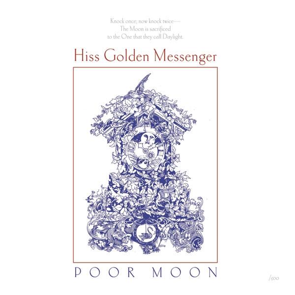 Mad Mackerel Recommends...Hiss Golden Messenger.