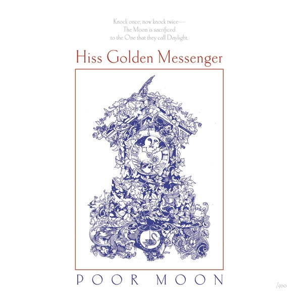 Mad Mackerel Recommends...Hiss Golden Messenger.