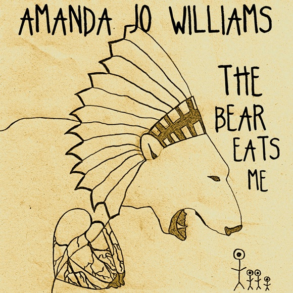 Mad Mackerel Recommends...Amanda Jo Williams.