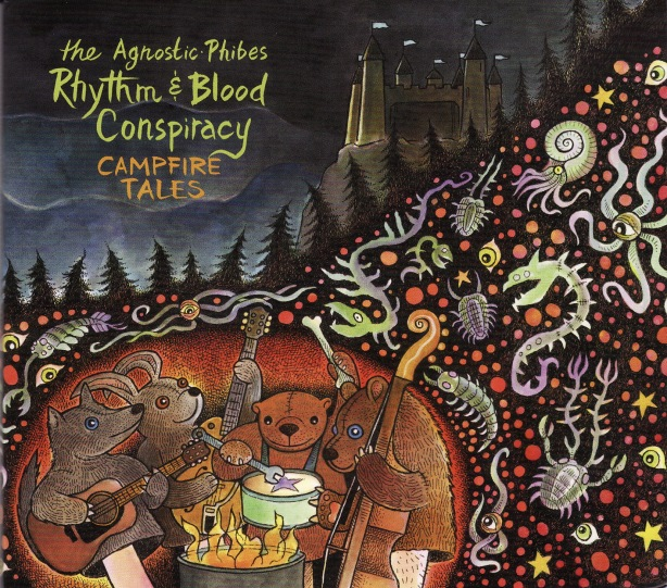 Mad Mackerel Recommends...The Agnostic-Phibes Rhythm & Blood Conspiracy.
