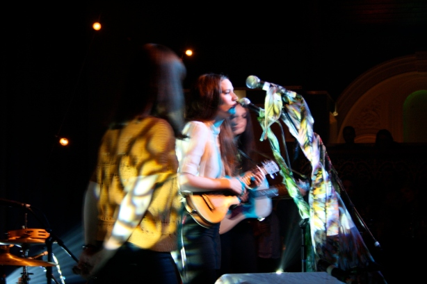 Live Review: The Staves.