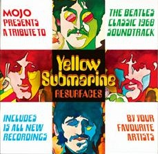 Mojo's Free Yellow Submarine Covers Disk.