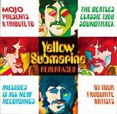 Mojo's Free Yellow Submarine Covers Disk.