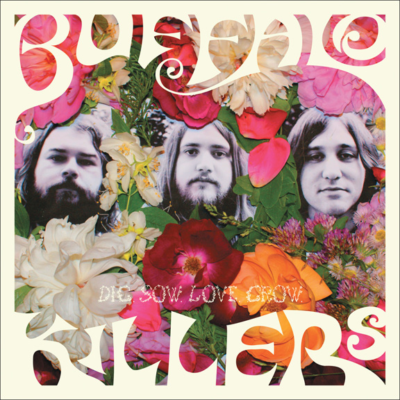New Album From Buffalo Killers.