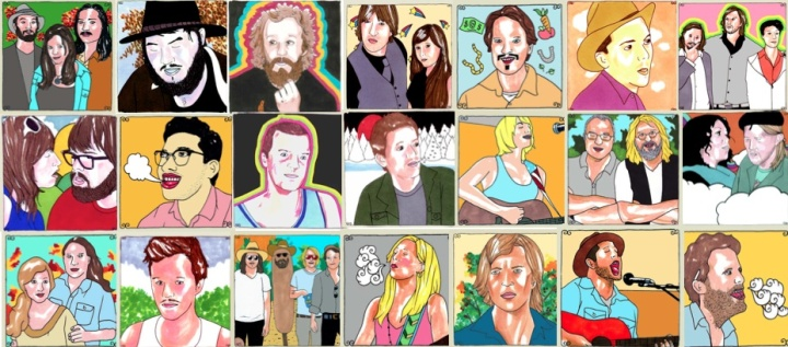 Daytrotter Reaches 2,000 Sessions - Free Mix.