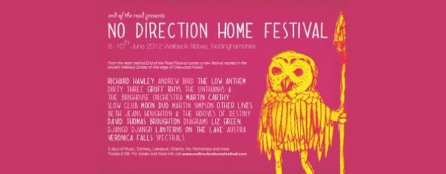 No Direction Home Festival: Free Mixtape.
