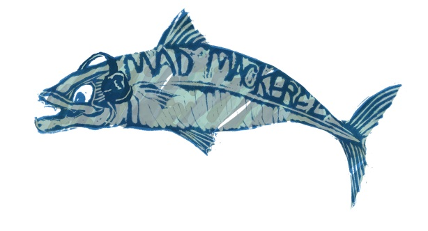 New Look For Mad Mackerel. We Are Well Funky!