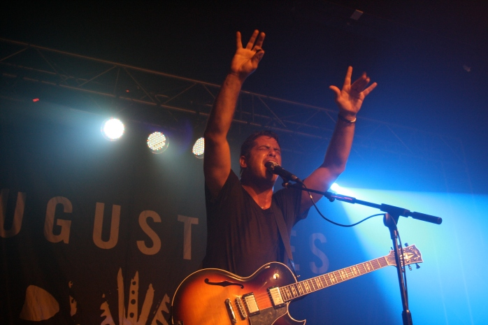 Live Review: We Are Augustines.