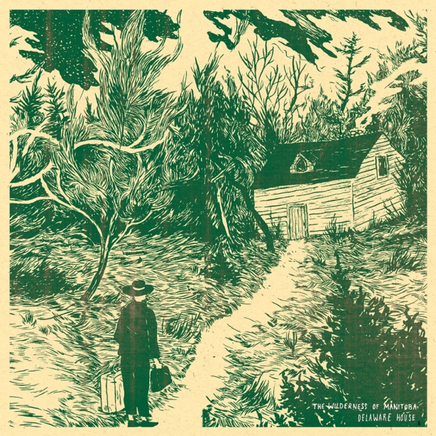 New EP From The Wilderness Of Manitoba.