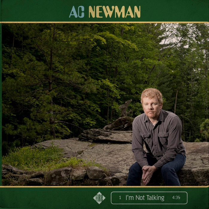 Solo Album From A.C. Newman.