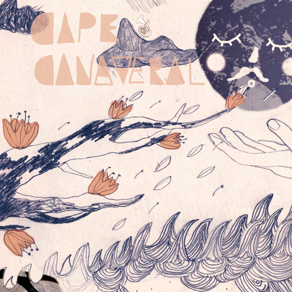 New Single From Cape Canaveral via Eardrums Pop.