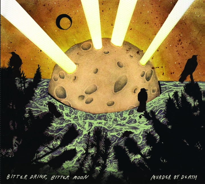 New Album From Murder By Death.