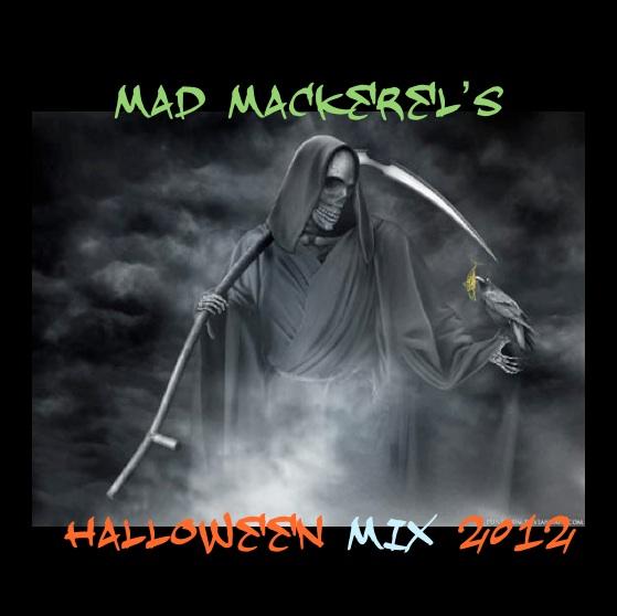 Free Halloween Mix 2012.