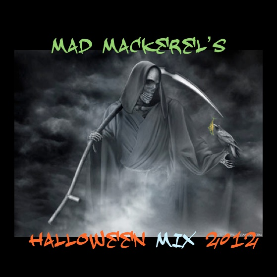 Free Halloween Mix 2012.