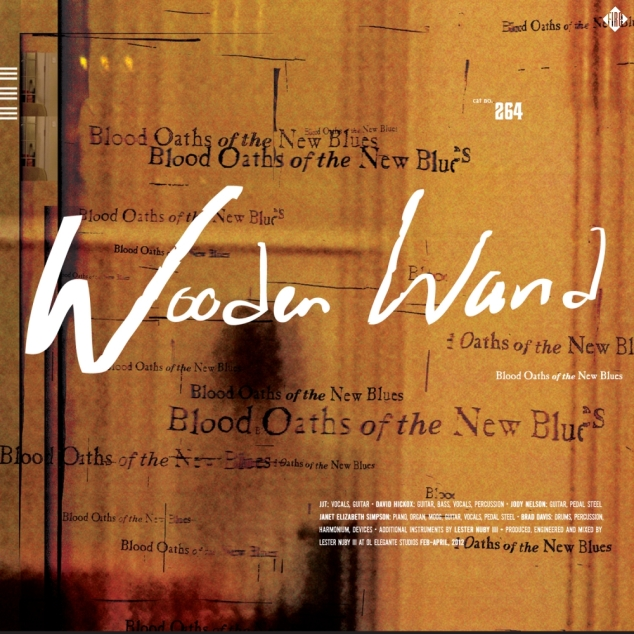 New From Wooden Wand (Mad Mackerel Rejoices).