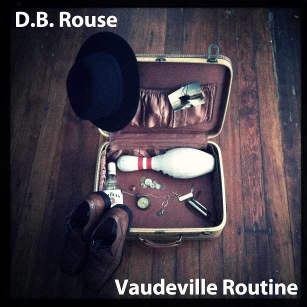 New Album From D.B. Rouse.
