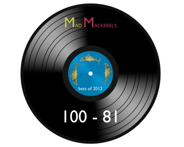 MM's Best of 2012 (100-81)