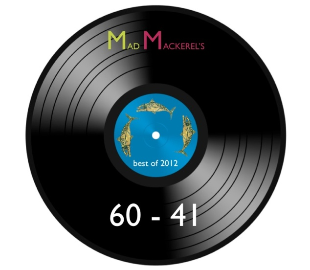 MM's BEST OF 2012 Nos 60-41