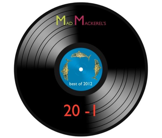 MM's BEST OF 2012 Nos 20 - 1