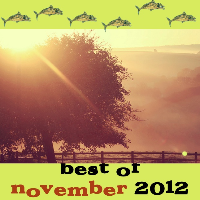 Mad Mackerel's Best of November 2012