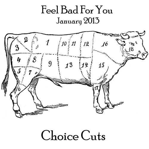 Feel Bad For You January Mixtape 2013