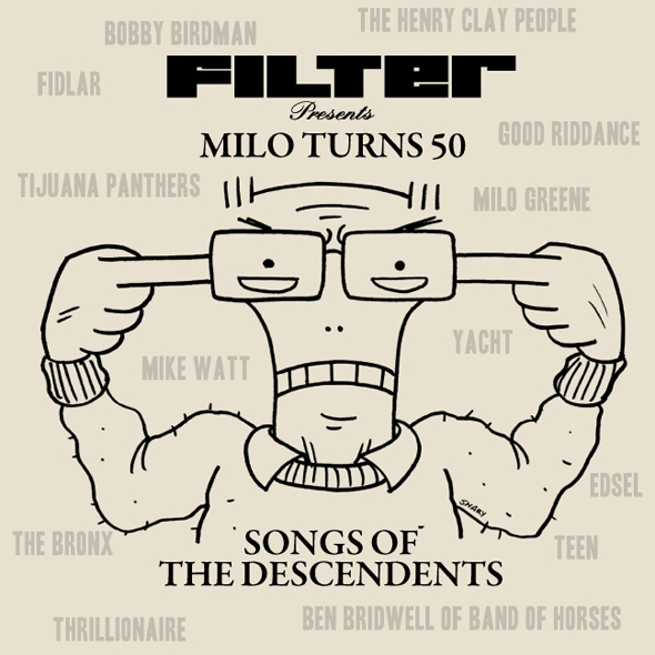 MM Shorts 293: Milo Green Cover The Descendents