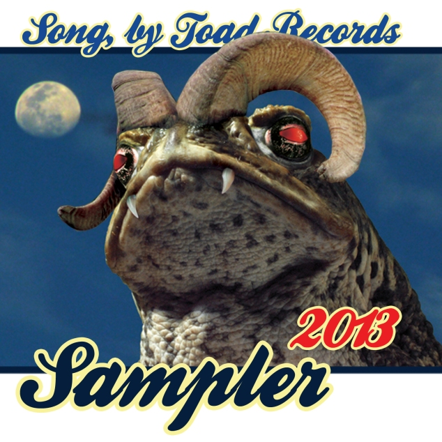 Free Song By Toad Records 2013 Sampler